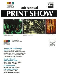8th Annual Print Show, DSPS