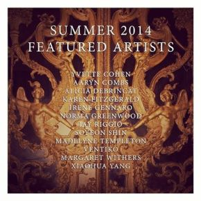 The Artist Catalogue, Summer 2014