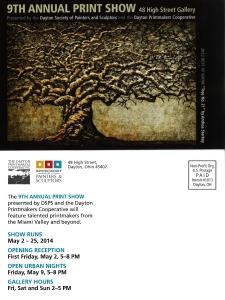 9th Annual Print Show