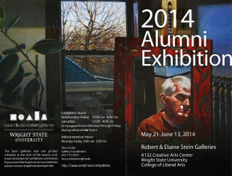 Wright State University Alumni Exhibition, 2014